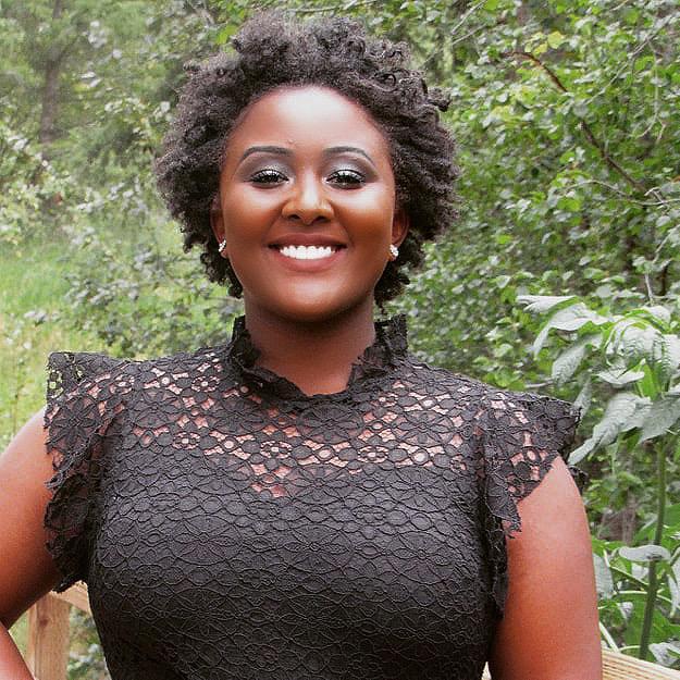 Miss Rwanda Idaho 2019: Anna Mugongo