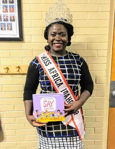 Miss Liberia service